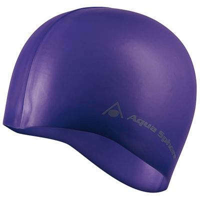 Aqua Sphere Classic Fashion Swimming Cap 2018 - Purple