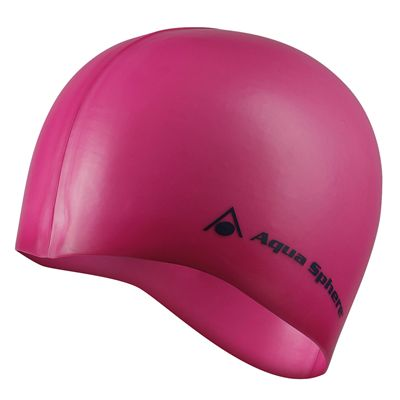 Aqua Sphere Classic Fashion Swimming Cap Pink