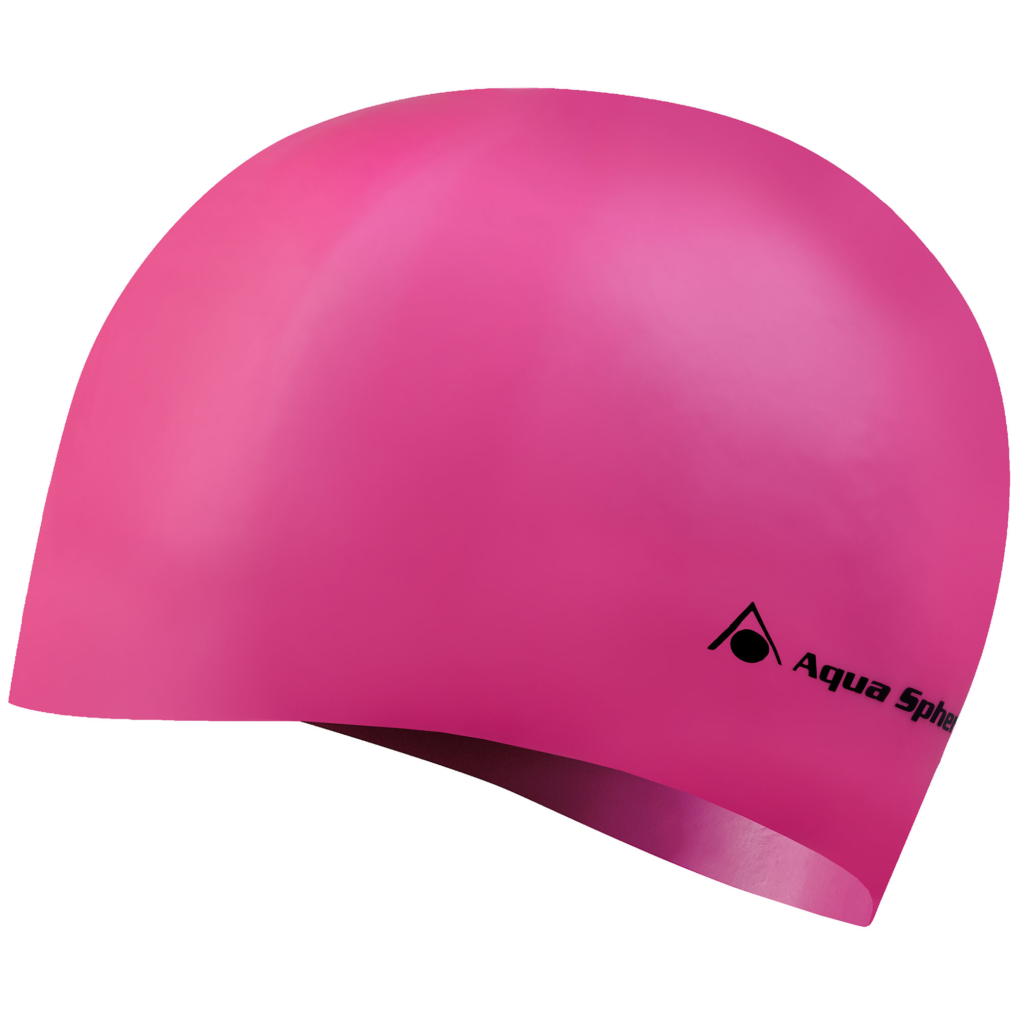 Image of Aqua Sphere Classic Junior Swimming Cap - Pink