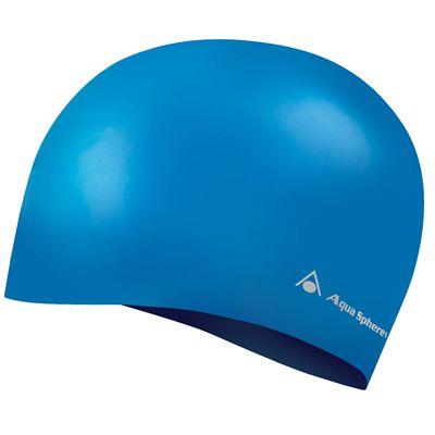 Aqua Sphere Classic Junior Swimming Cap - Blue