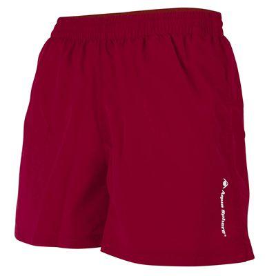 Aqua Sphere Coach Mens Watershorts - Red
