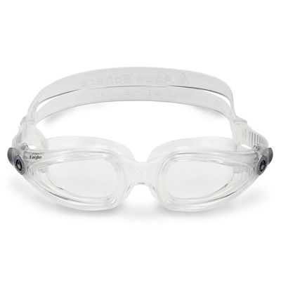 Aqua Sphere Eagle Swimming Goggles - Back - Front