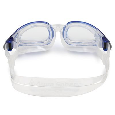 Aqua Sphere Eagle Swimming Goggles - Blue - Back