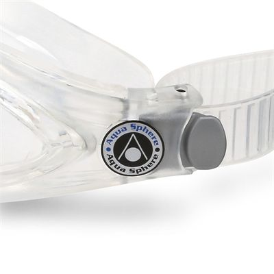 Aqua Sphere Eagle Swimming Goggles - Clear - Zoomer