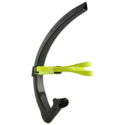 Aqua Sphere Focus Snorkel-Black/Yellow