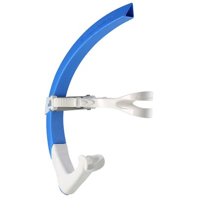 Aqua Sphere Focus Snorkel-Blue/White