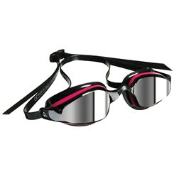 Aqua Sphere K180 Ladies Swimming Goggles - Mirrored Lens