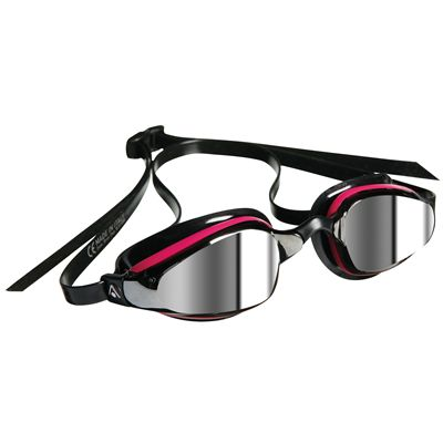 Aqua Sphere K180 Ladies Swimming Goggles - Mirrored Lens
