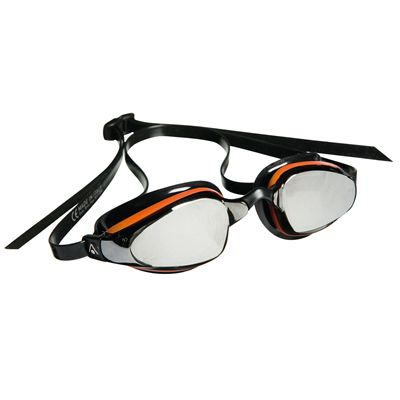 Aqua Sphere K180 Plus Swimming Goggles - Mirrored Lens