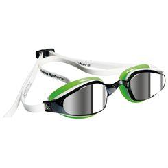 Aqua Sphere K180 Swimming Goggles - Mirrored Lens SS15