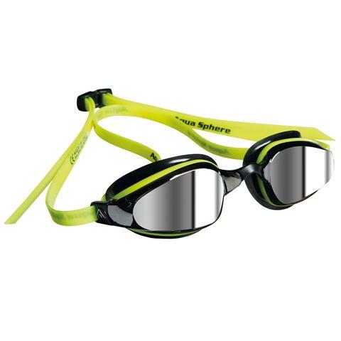 Aqua Sphere K180 Swimming Goggles - Mirrored Lens