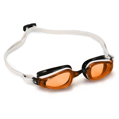 Aqua Sphere K180 Swimming Goggles - Orange Lens