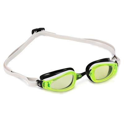 Aqua Sphere K180 Swimming Goggles - Yellow Lens