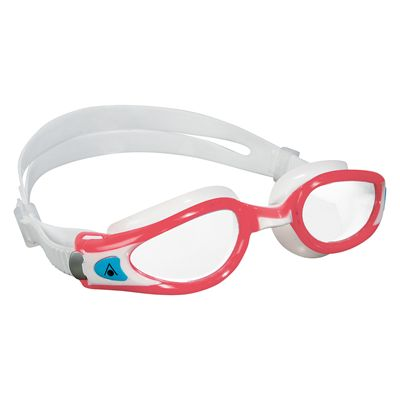 Aqua Sphere Kaiman Exo Ladies Swimming Goggles - Clear Lens