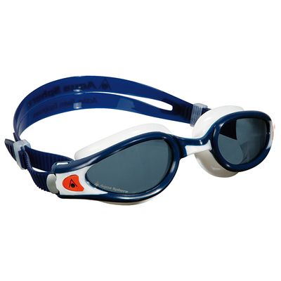 Aqua Sphere Kaiman Exo Small Fit Swimming Goggles - Tinted Lens