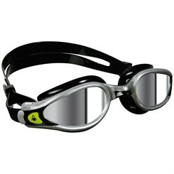 Aqua Sphere Kaiman Exo Swimming Goggles - Mirrored Lens