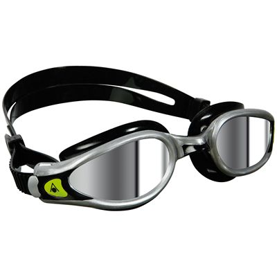 Aqua Sphere Kaiman Exo Swimming Goggles Mirrored Lens