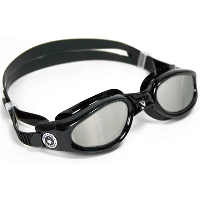Aqua Sphere Kaiman Small Fit Swimming Goggles - Mirrored Lens