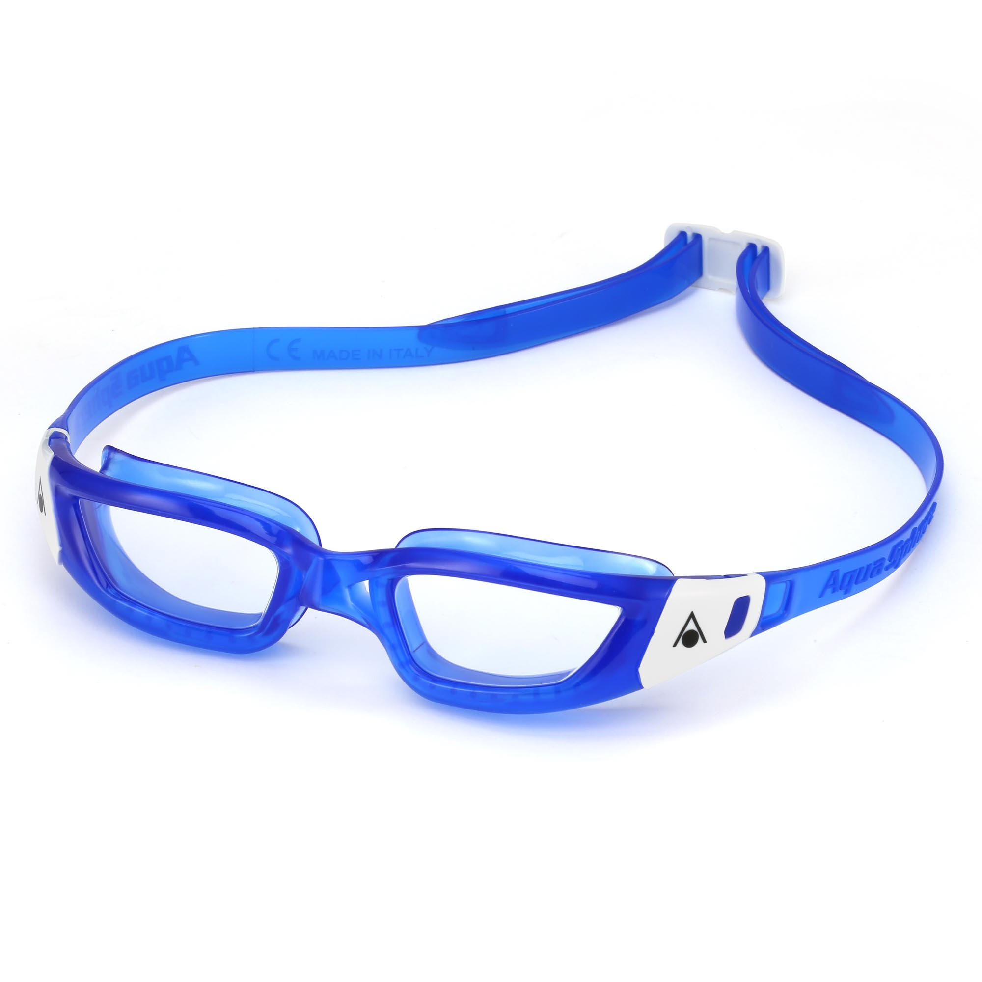Aqua Sphere Kameleon Junior Swimming Goggles  Blue Clear
