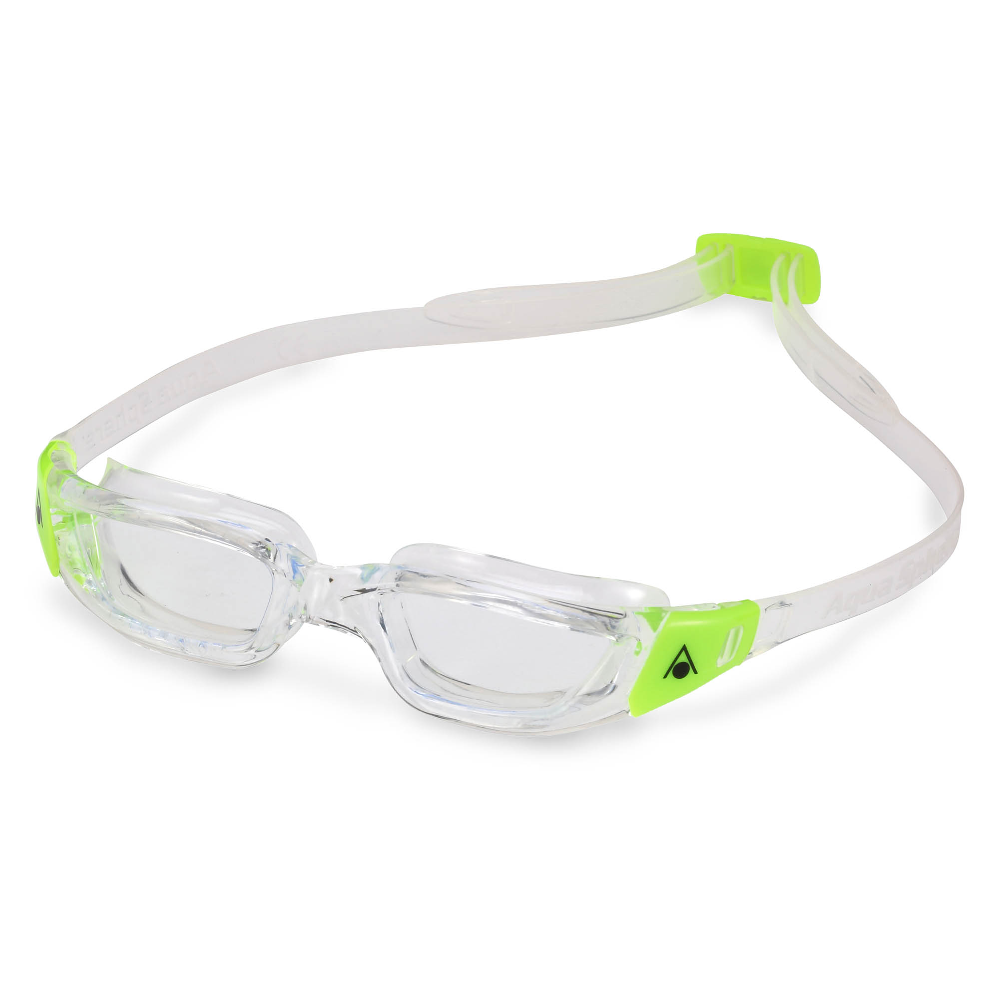 Aqua Sphere Kameleon Junior Swimming Goggles  Clear Clear