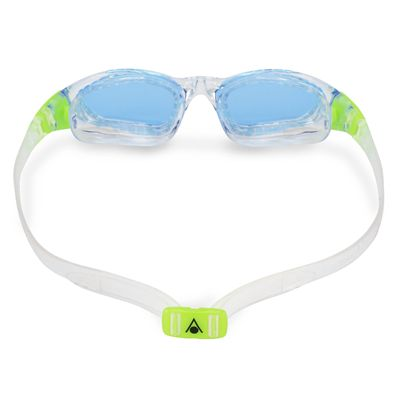 Aqua Sphere Kameleon Junior Swimming Goggles - Clear/Blue - Back