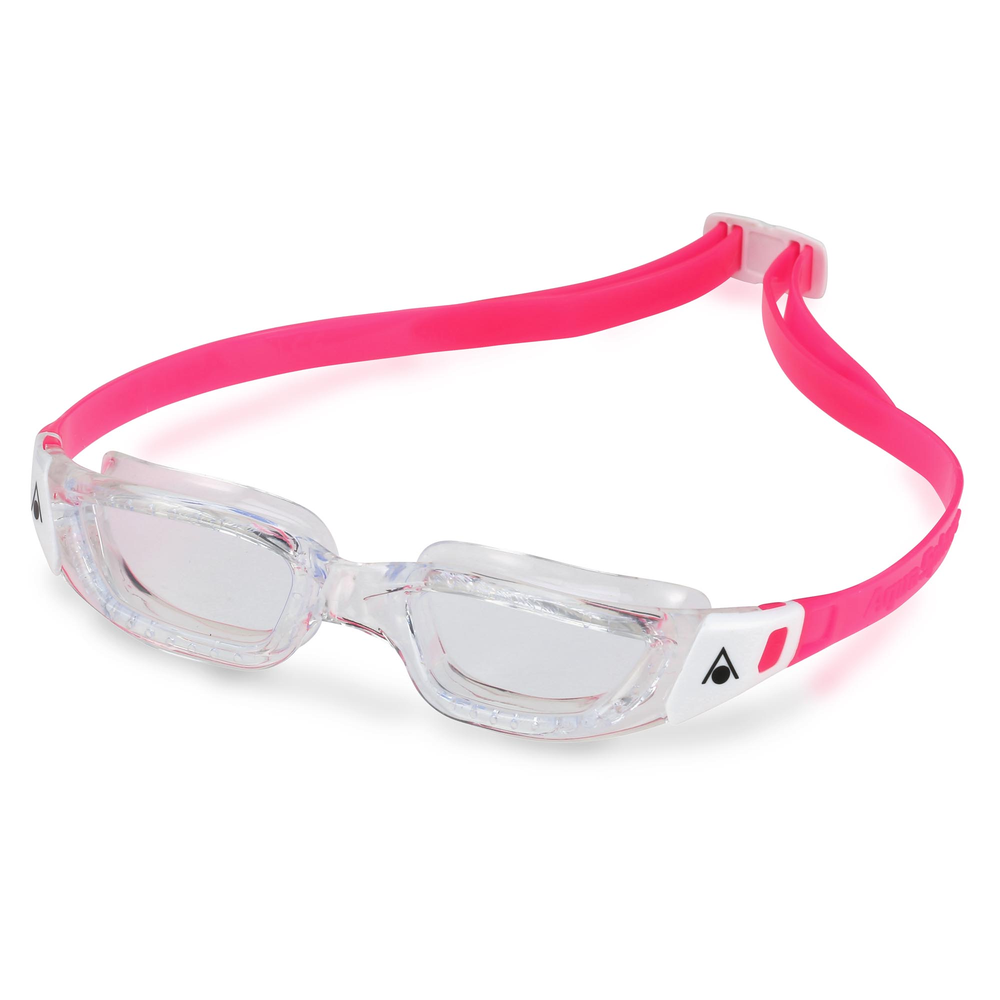 Aqua Sphere Kameleon Junior Swimming Goggles  Pink Clear