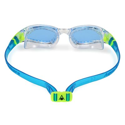 Aqua Sphere Kameleon Kids Swimming Goggles - Clear - Back