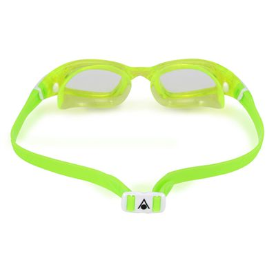 Aqua Sphere Kameleon Kids Swimming Goggles - Green-Back