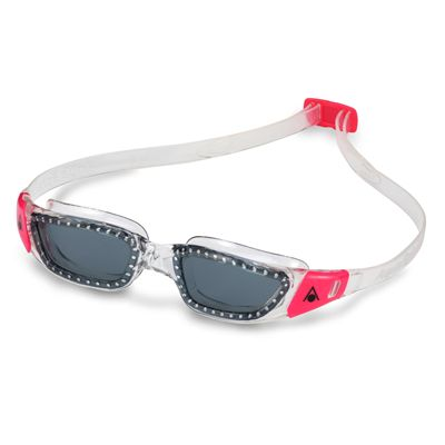 Aqua Sphere Kameleon Ladies Swimming Goggles - Clear - Front