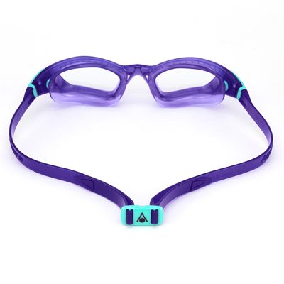 Aqua Sphere Kameleon Ladies Swimming Goggles - Purple - Back