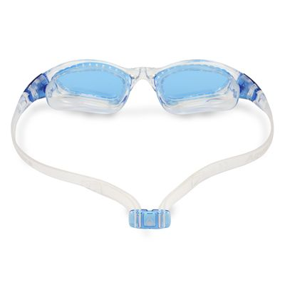 Aqua Sphere Kameleon Swimming Goggles - Clear/Blue - Back