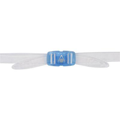 Aqua Sphere Kameleon Swimming Goggles - Clear/Blue - Zoomed
