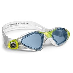 Aqua Sphere Kayenne Junior Goggles with Blue Lens