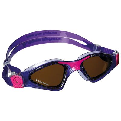 Aqua Sphere Kayenne Ladies Swimming Goggles - Polarized Lens