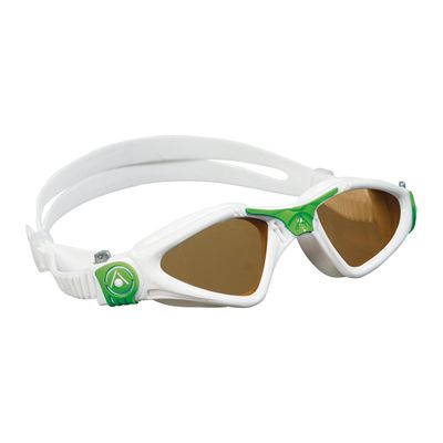 Aqua Sphere Kayenne Small Fit Swimming Goggles - Polarized Lens