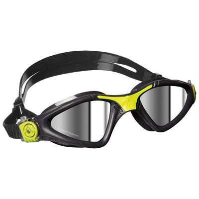 Aqua Sphere Kayenne Swimming Goggles - Mirrored Lens