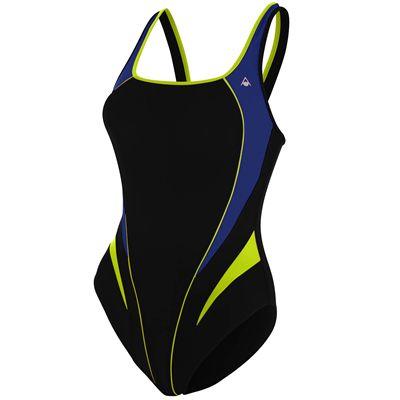 Aqua Sphere Lita Ladies Swimsuit Black/Blue