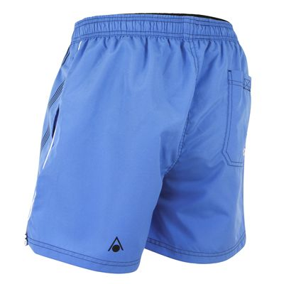 Aqua Sphere Mississippi Mens Swimming Jammers - Blue/Back