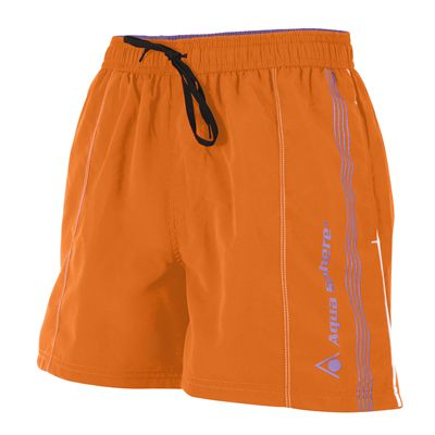 Aqua Sphere Mississippi Mens Swimming Jammers - Orange