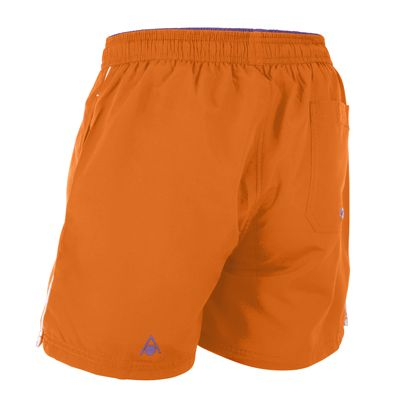 Aqua Sphere Mississippi Mens Swimming Jammers - Orange/Back