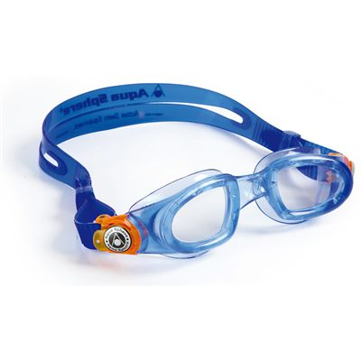 Aqua Sphere Moby Kid Mask - Blue