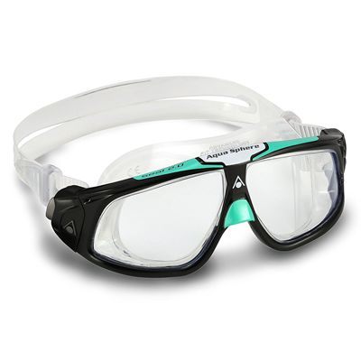 Aqua Sphere Seal 2.0 Ladies Swimming Goggles-Black
