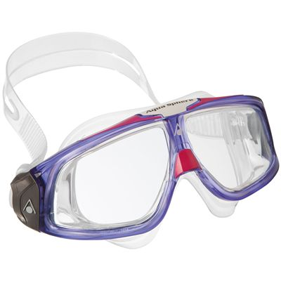 Aqua Sphere Seal 2.0 Ladies Swimming Goggles-Violet/Pink