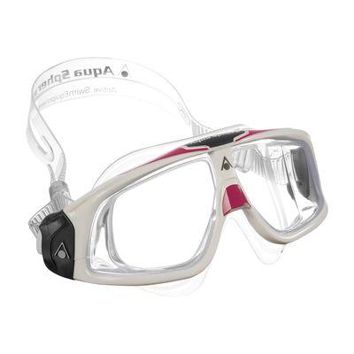 Aqua Sphere Seal 2.0 Lady Swimming Goggles -White and Purple