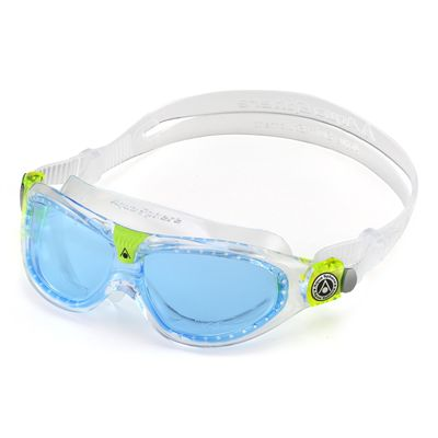 Aqua Sphere Seal 2 Kids Swimming Mask - Blue Lens 2018