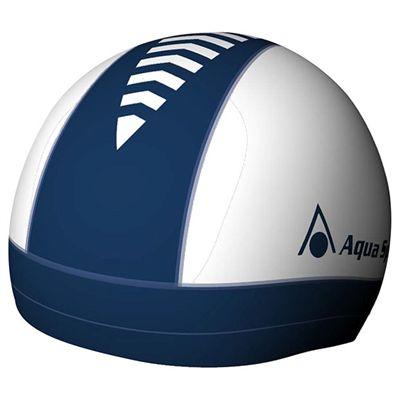 Aqua Sphere Skull I Swimming Cap - White