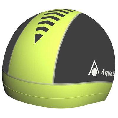 Aqua Sphere Skull I Swimming Cap - Yellow