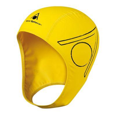 Aqua Sphere Speed Plus Swimming Cap - Yellow