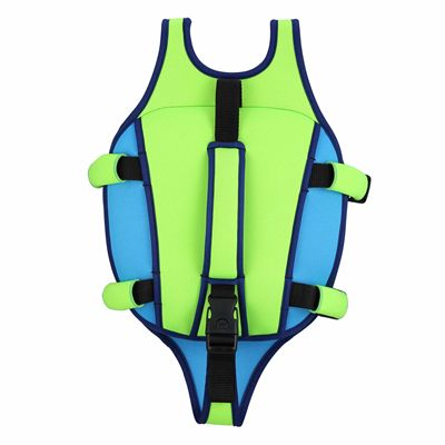 Aqua Sphere Swimming Vest - Back