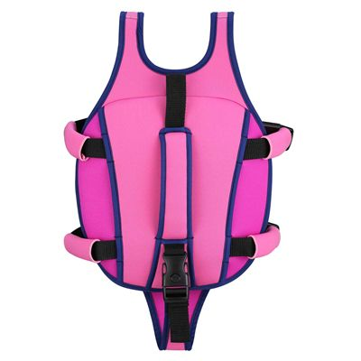 Aqua Sphere Swimming Vest - Purple-Back